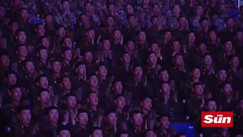 Kim Jon-un BLOWS up American city