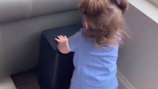 Baby dancing adorable