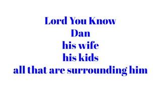 My Prayer For Dan Bongino | Would You Join Me?