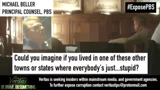 Project Veritas undercover video of PBS primary council
