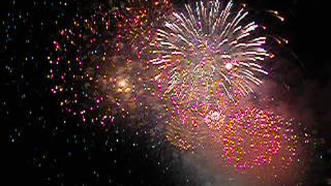 Columbus Ohio Fireworks