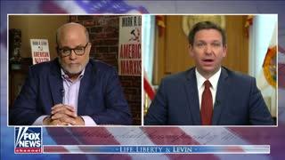 DeSantis: Biden's Border Crisis Is 'Intentional'