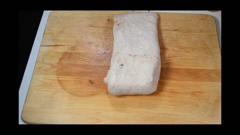 Cranberry Walnut Orange Sourdough bread