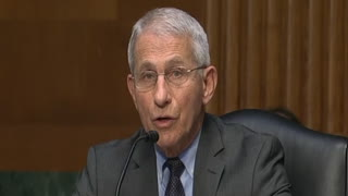 Rand Paul Questions Fauci On NIH Funding