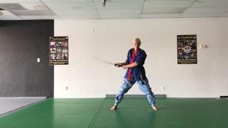 Jang Baek Cutting Technique #6