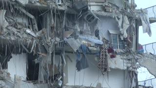 Derrumbe edificio en Miami
