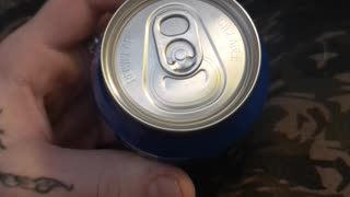 UNOPENED PEPSI CAN