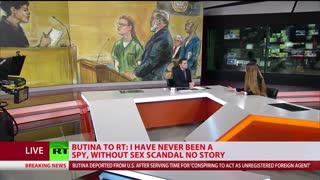 Maria Butina RT Interview After Returning To Russia   The Washington Pundit
