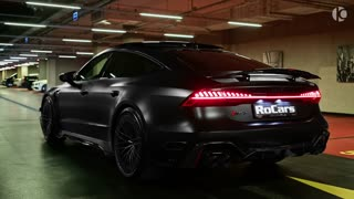 2021 Audi RS7-R - WILD RS 7 from ABT!