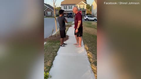 Army drill sergeant under investigation for neighborhood incident