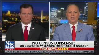 Andy Biggs talks about Census question