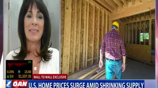 Wall to Wall: Home Prices Continue Rapid Increase
