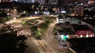 Paro 4D Video 3 Puerta del Sol Bucaramanga