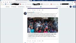 #BorderCrisis Kamala Harris Was Right!