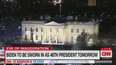 CNN: 'Extensions of Joe Biden's Arms Embracing America'