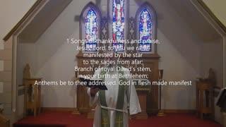 Transfiguration at St. James Lutheran Church