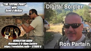 TPR - The Tipping Point Radio Show on Revolution Radio - 2.1.21