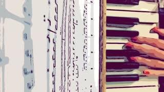 Faded (Piano Solo)