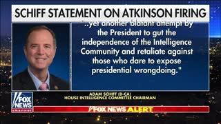 Trump fires Inspector General Atkinson