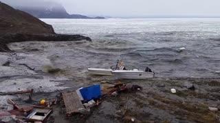 TSUNAMI DE GREENLAND: Fishermen Fight for Their Lives