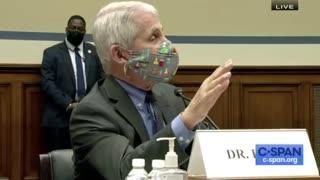 Rep. Jim Jordan in Coronavirus Select Committee Hearing 4.15.2021