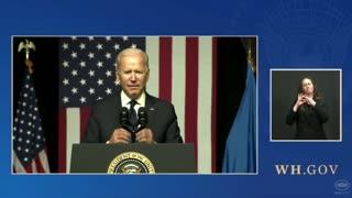 """Joe Biden - """"They're sellin' soap, man."""""""