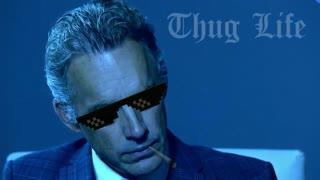 Jordan Peterson Thug Life
