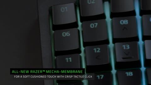 Razer Tartarus v2 Gaming Keypad #Gamingkeypad
