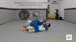 Half Guard - Replacing full Guard