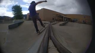 Pure New Mexico Skateboarding