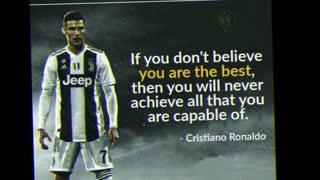 Cristiano Ronaldo Motivational