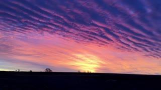 Amazing Sunrise Clouds
