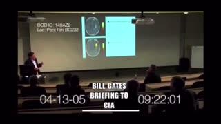 Bill Gates vaccine altering behavior