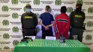 Presuntos expendedores de estupefacientes que dispararon contra la policía fueron capturados