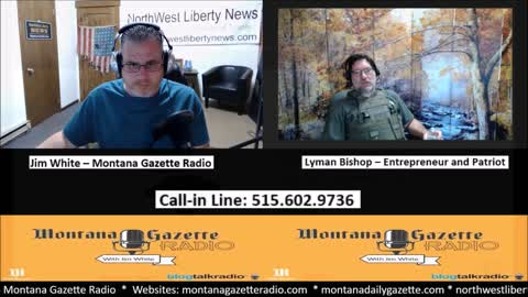 Montana Gazette Radio Live – Is it Time for Montana to Secede from the Union?