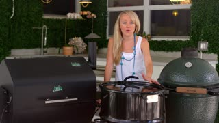 All About Pellet Smokers, Kamado Grills, Pit Barrel Smoker   Grill Girl   Wide Open Eats