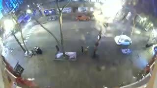 NASHVILLE: VIDEO FROM CAR BOMB/EXPLOSION