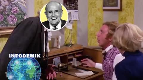 Election Bi-Polar As Willy Wonka