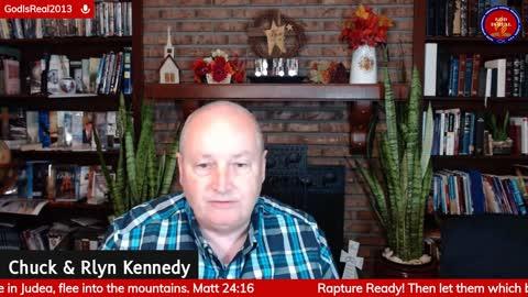 God Is Real!: Rapture Ready? Matthew 24:16