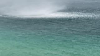 Impressive Tornado Forms Off the Coast
