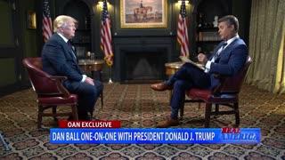 Real America - Dan W/ President Donald J. Trump (Part 4)