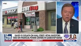 Lou Dobbs reacts to Wall Street twists and turns amid GameStop mania