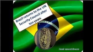 #Brazil returns to the UN Security Council after ten years