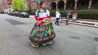 Cinco De Mayo Parade 2018 in new york city
