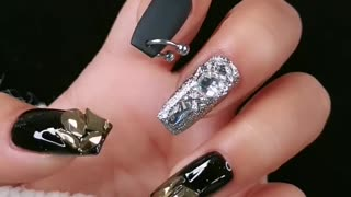 Amazing nails art design 2021 Ep6