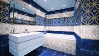 Top Design Tiled Bathroom Ideas - Part 1