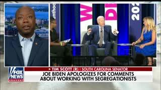 Biden apologizes for segregationist remarks