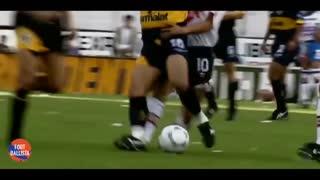 Diego maradona skills 20th century.