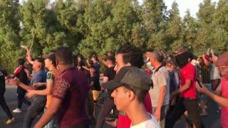 Protestas en Iraq dejan 44 muertos en cuatro días