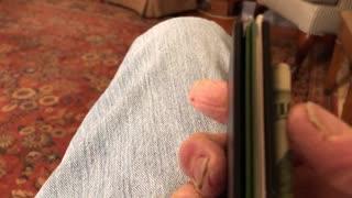 Minimalist Wallet Super Slim